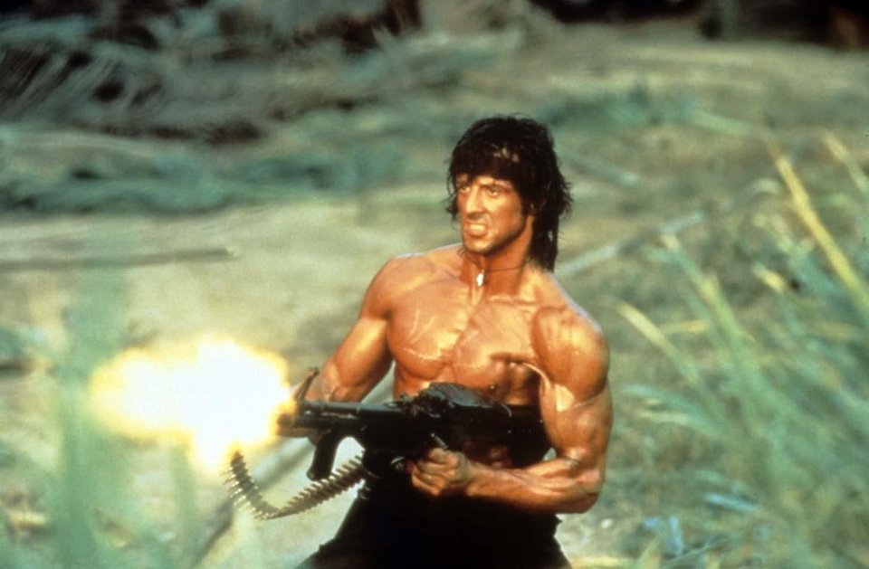 Film Rambo II