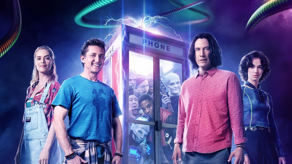 Film Bill and Ted Face the Music
