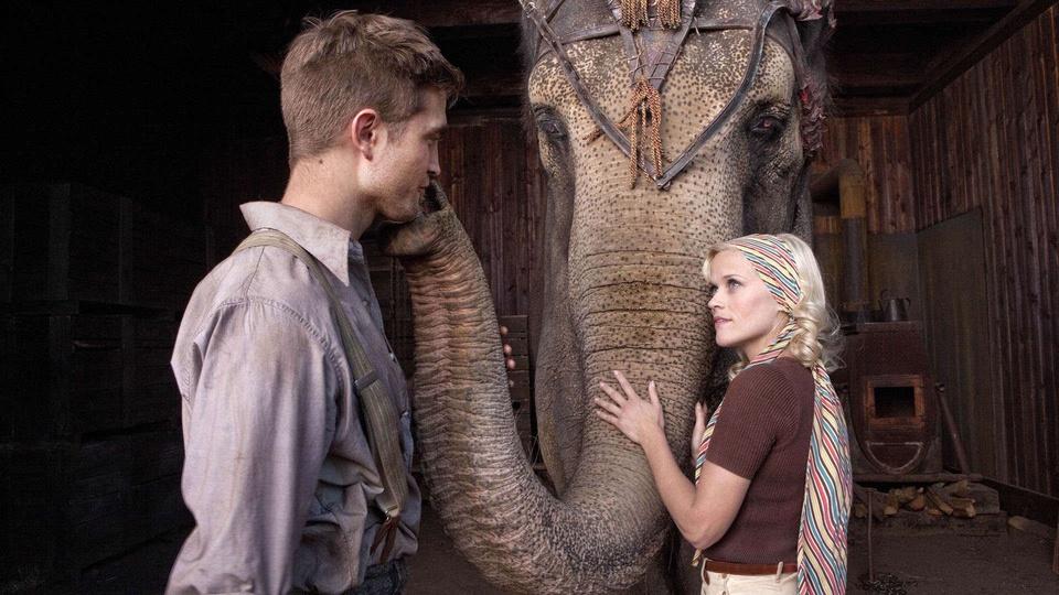 Film Voda pro slony