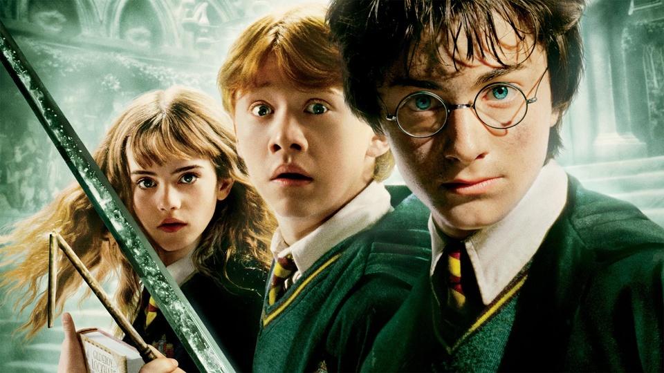 Film Harry Potter a tajemná komnata
