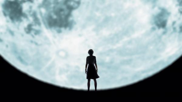 Lucy na nebu