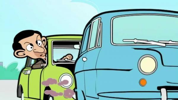 Mr. Bean: Animované příběhy