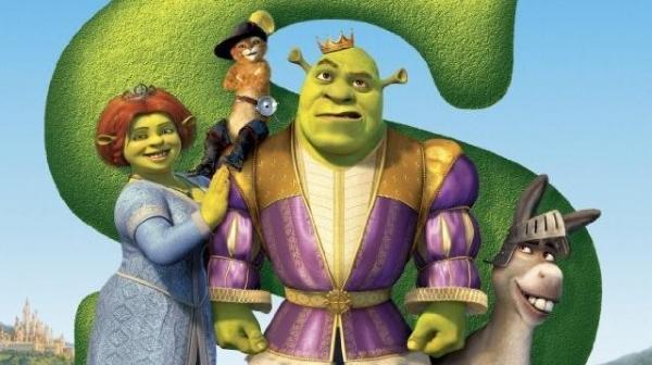 Shrek Treći
