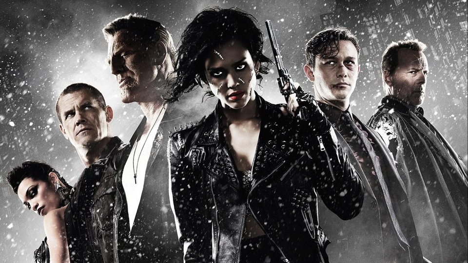 Film Sin City: Ženská, pro kterou bych vraždil
