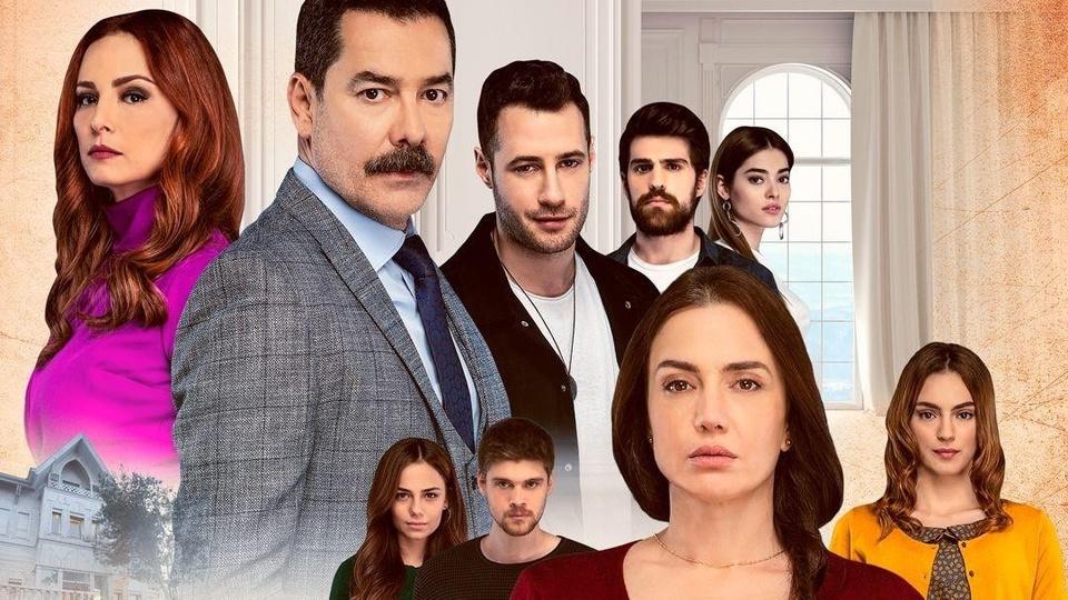 Seriál Dve tváre Istanbulu
