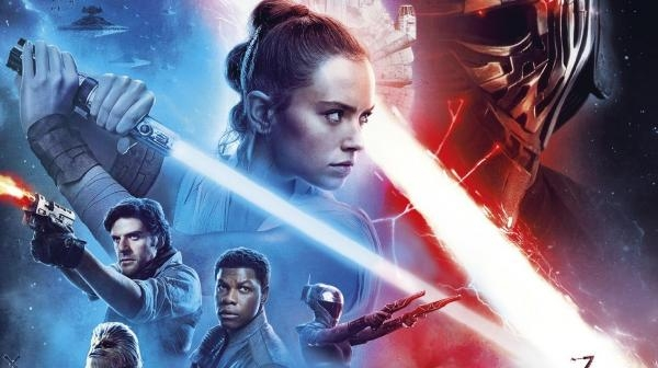 Star Wars: Epizoda IX - Vzestup Skywalkera