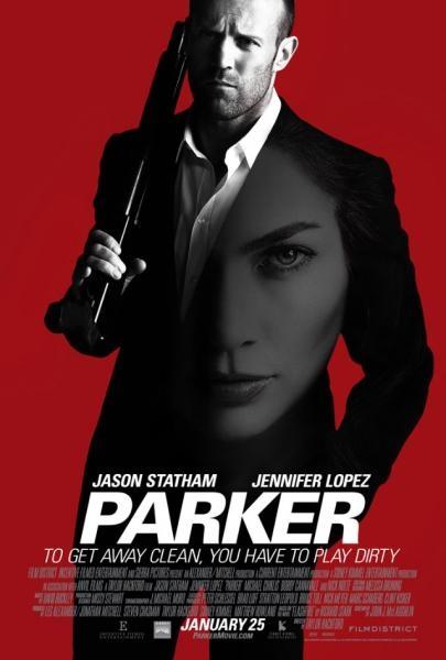 Nelítostný Parker