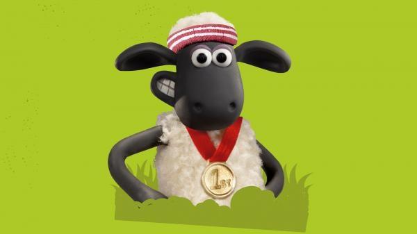 Ovečka Shaun: Olympijská Shaun
