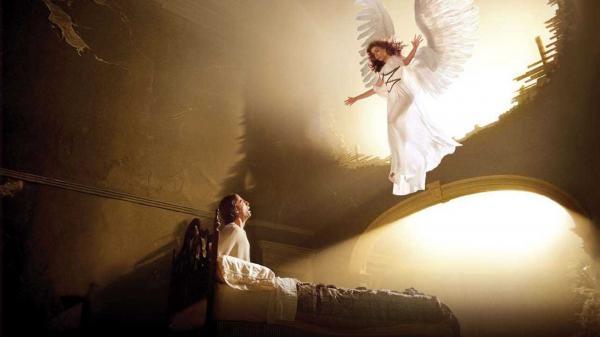 Andělé v Americe