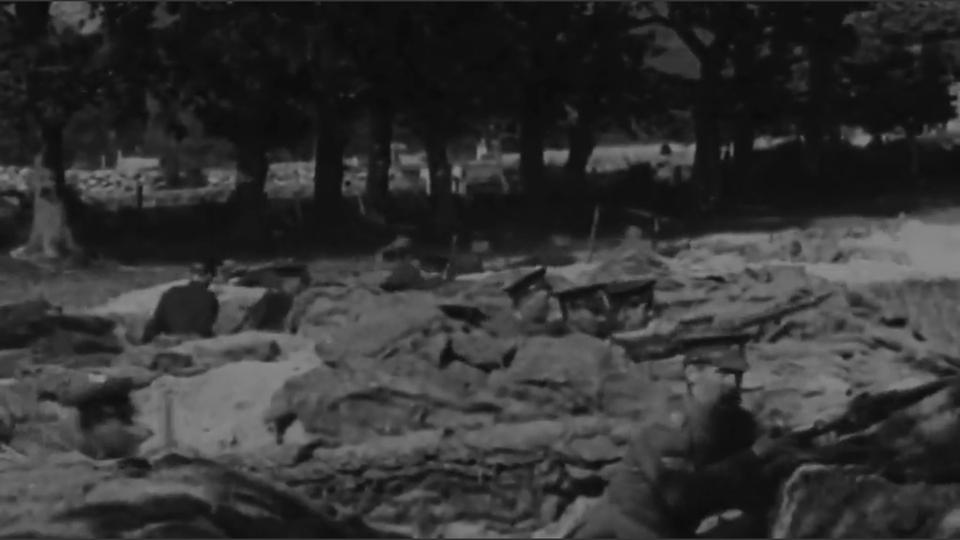 Dokument Velká válečná cesta s Normem Christiem