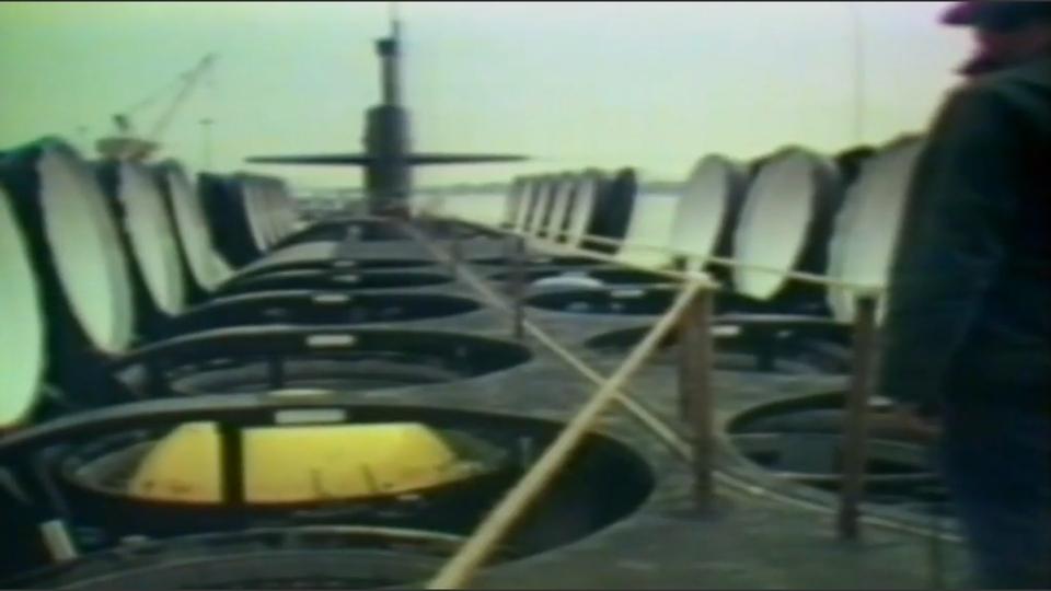Documentary Námořní síly