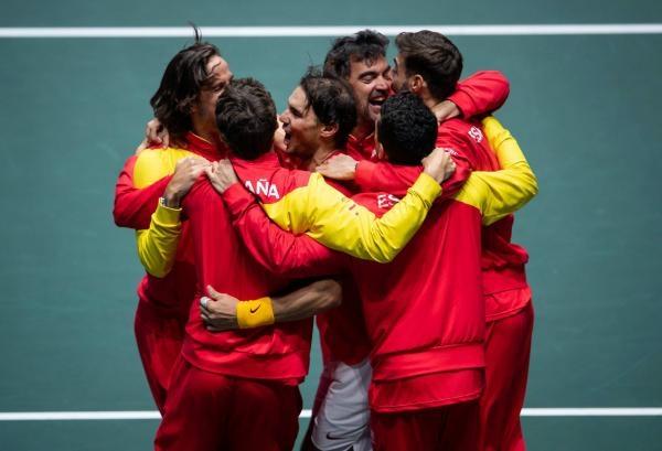 Tímy snov - Davis Cup Španielsko a F1 krajiny
