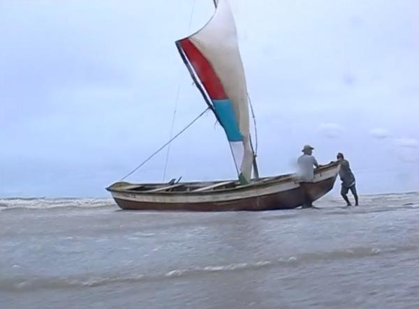 Rybáři z písečných přesypů