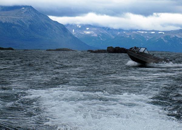 Záhady a monstra Aljašky