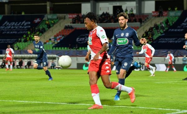 Clermont Foot - AS Monaco