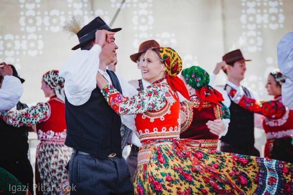 Folklórny festival Východná 2009