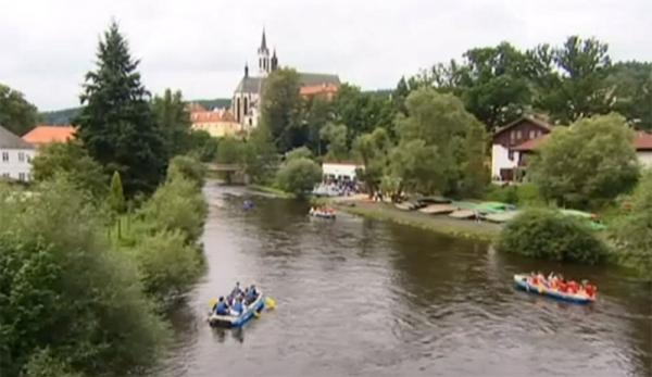 Konec vodáctví v Česku