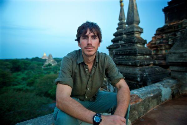 Mjanmar sa Simonom Reeveom