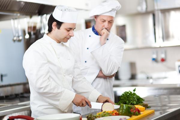Vaří naši kuchaři