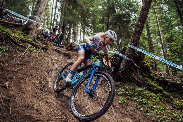 Lenzerheide XC short track recap