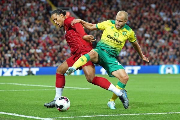 Norwich City - Liverpool FC