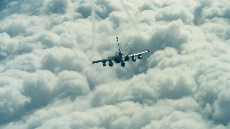 Dokument Rafale: Přísně tajný letoun