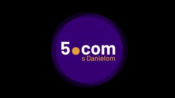 5.com s Danielom: Zoran Predin i Borna Ćorić