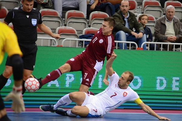 Futsal: MS 2021 Litva
