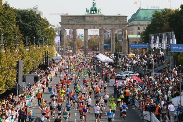 Běh: 47. BMW Berlin Marathon 2021