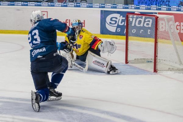 Hokej: Madeta Motor České Budějovice - HC Škoda Plzeň