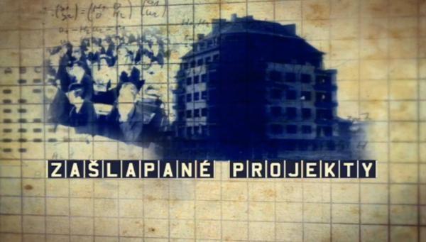 Zašlapané projekty