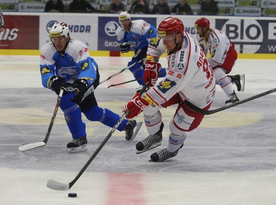 Hokej: HC Škoda Plzeň - HC Oceláři Třinec