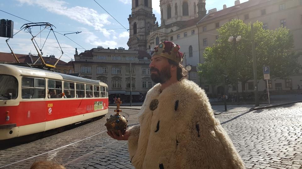 Dokument Svatý Václav a ochrana země české