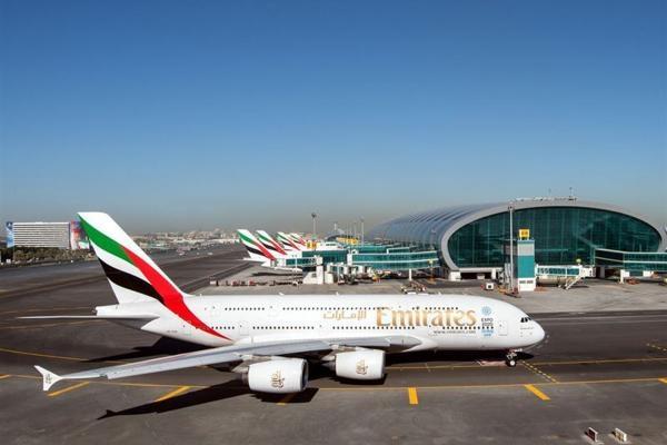 Jedinečné letiště - Dubai