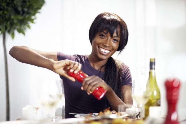 Lorraine Pascale vás naučí vařit
