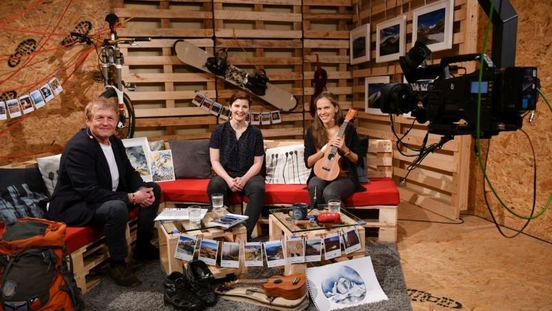 Outdoor Films s Marií Šnajdrovou a Alenou Mahlejovou