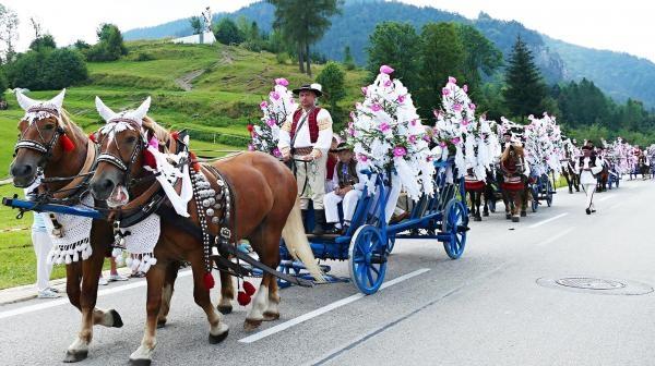 Folklórny festival Terchová