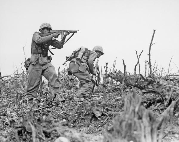 Vítězství v Pacifiku 1945